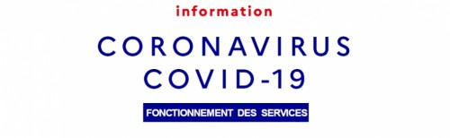 Informations situation sanitaire COVID 19